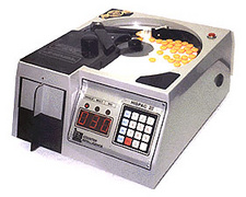 counting machine for small parts