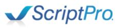 ScriptPro Logo Pharmacy Robot