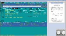 SRS-Software (Prescription processing)