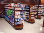 H.L. Coshatt Retail Pharmacy Shelving