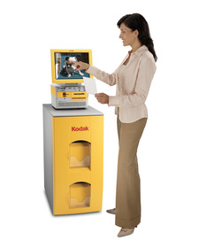 Kodak Photo Processing Kiosk