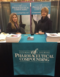 IJPC Trade Show Booth