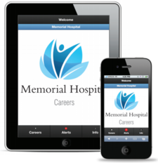 Mobile Job Apps for Hospitals