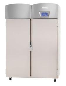 Solid Door Upright Refrigerator