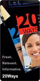 20 ways banner